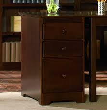 amazon com atlantic three drawer file cabinet antique walnut