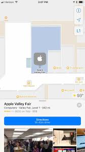 how to navigate indoor mall u0026 airport floorplans in apple maps for