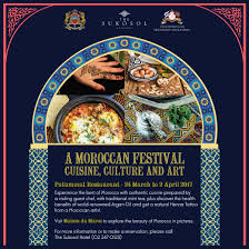 cuisine plus maroc reviewsiam โมร อกโกเฟสต ว ล 2017 the sukosol hotel
