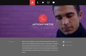 Make Online Resume by 19 Creative Resume Websites For Your Inspiration