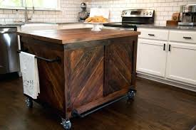 kitchen island with wood top kitchen island with wood top cfresearch co