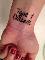 7 best diabetic tattoos images on pinterest bracelet tattoos