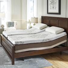 home decor bautiful adjustable split queen bed combine with king