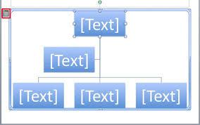 organogram template powerpoint insert an organization chart in
