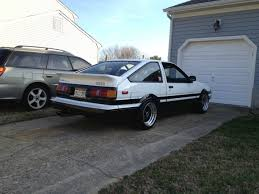 toyota corolla gt coupe ae86 for sale 1986 toyota corolla gt s 20v ae86 drift track nissan forum