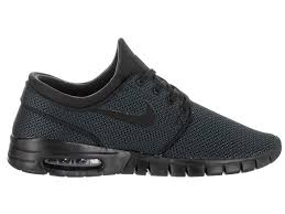 all black amazon com nike stefan janoski max mens sneakers fashion sneakers