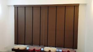 punggol matilda portico timber blinds with designed roller
