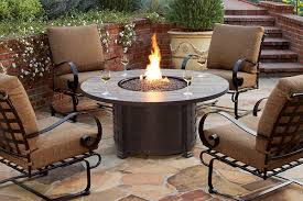 Fire Patio Table by Offenbachers Outdoor Furniture Rockville Tubs Northern
