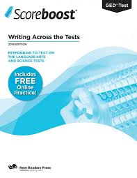 scoreboost for the ged test new readers press