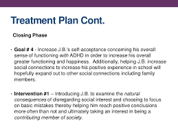 Counseling Treatment Plans For Children Individual Therapy W Study