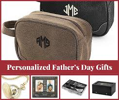 personalized fathers day gifts s day gifts