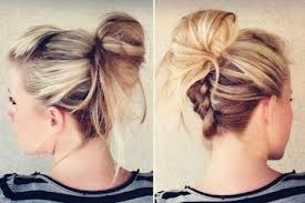 how to braid short hair step by step how to french braid short hair in short hair trends scoop it