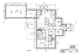plans home ultra modern house single floor houses architect with