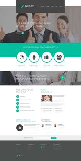 Best Resume Wordpress Theme by Business Company Wordpress Theme