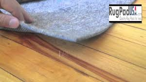 Best Rug Pad For Laminate Floors The Best High Quality Rug Pads For Your Own Persian Rugs Youtube
