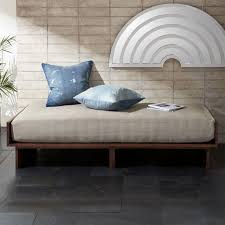 modern bedroom furniture unique beds and dressers cb2