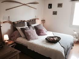 chambre bois déco de chambre nature et bois flotté passiparisienne