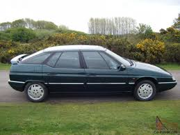 91 j citroen xm v6 24v manual very rare full black leather