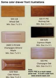 Kitchen Cabinet Drawers Replacement Kitchen Cabinet Drawer Fronts Roselawnlutheran