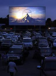 drive ins make all outdoors a theater