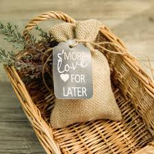 burlap favor bags country burlap favor bags with chalkboard tags ewfb150 as low as