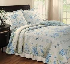 Cotton Quilted Bedspread Bedding Style Luxury Linens 4 Less