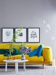wohnideen dekoration farben wohnideen mit farben einrichten und dekorieren mit gelb blau