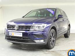 used vw tiguan for sale second hand u0026 nearly new volkswagen cars