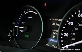 2013 lexus es300h maintenance cost 2013 lexus es 300h interior gauges picture courtesy of alex l