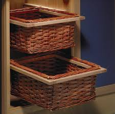kitchen basket ideas stylish kitchen storage baskets 24 best storage ideas to keep