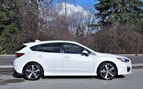 2017 subaru impreza sedan white 2017 subaru impreza sport tech 5 door road test carcostcanada