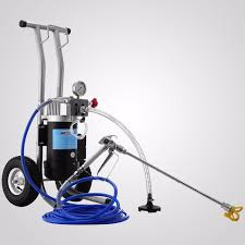 paint sprayer new 3 5hp airless paint sprayer diy 3 8l min spray gun painting