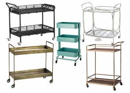 love it have it bar carts designs by katie grace ob low end bar carts