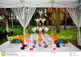 original cocktail table stock photo image 51047490