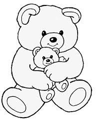 brown bear brown bear printable coloring pages