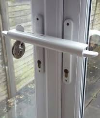 How To Secure Patio Door Seconds White Patio Door Security Door Security Patio Door
