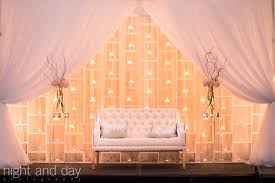 wedding backdrop with lights backdrops earth