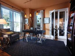 office for home french doors 8 styles hgtv