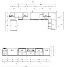 kitchen cabinet layout dimensions exitallergy com