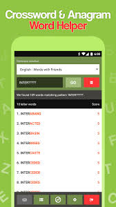 scrabble word helper ad free android apps on google play