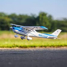 umx cessna 182 bnf basic electric airplane grayson hobby