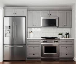 grey kitchen cabinets b q gray in stock kitchen cabinets kitchen cabinets the