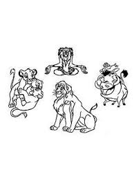 lion king coloring pages download print lion king