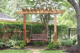100 swing arbor plans outside swing plans backyard swing