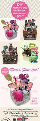 s day basket diy gifts for 20 heartfelt gifts spa basket ideas