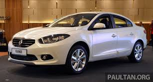 2014 renault fluence specs and photos strongauto