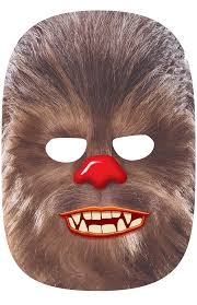 red nose 4 kids on chewbacca mask free wallpaper