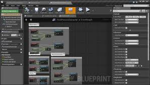blueprint class unreal engine