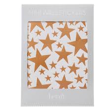 ferm wall stickers custom wall stickers ferm living mini wall stickers stars