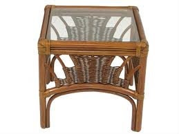 End Table Storage Rattan End Tables Living Room House Design